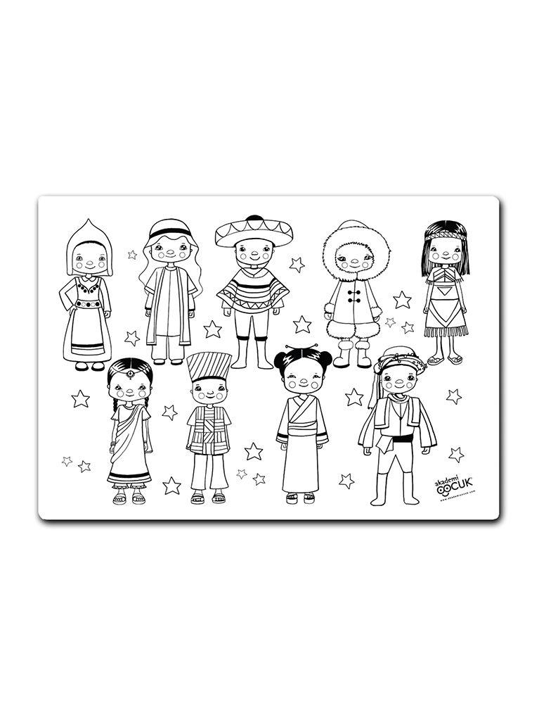 Funny Mat Dünya çocukları Ev Yaşam The Company