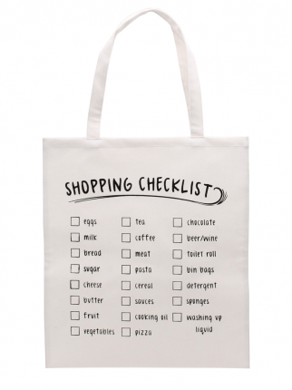 The Company Bez Çanta - Shopping List