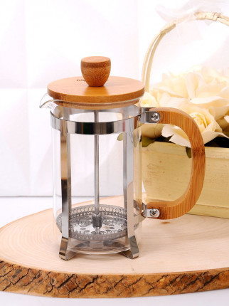 Bambu French Press 600 ml Bambu-901