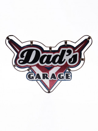 Metal Pano - Dad\'s Garage YY71140
