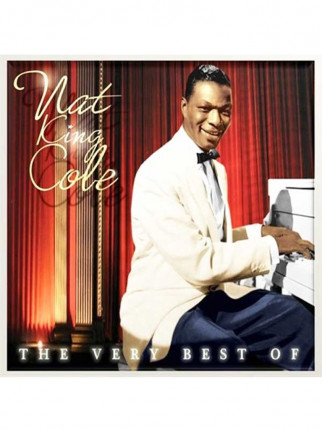 Nat King Cole - The Very Best Albüm (2 CD)