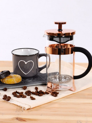 French Press Rose 350 ml