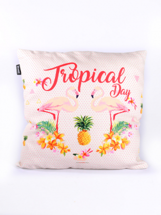 Kırlent Retro Time - Tropical Day