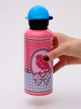 Metal Matara - Birdy Bow 600 ml